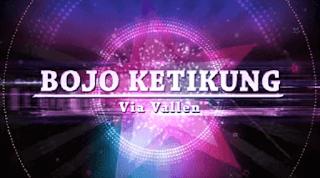 Lirik Lagu Bojo Ketikung - Via Vallen