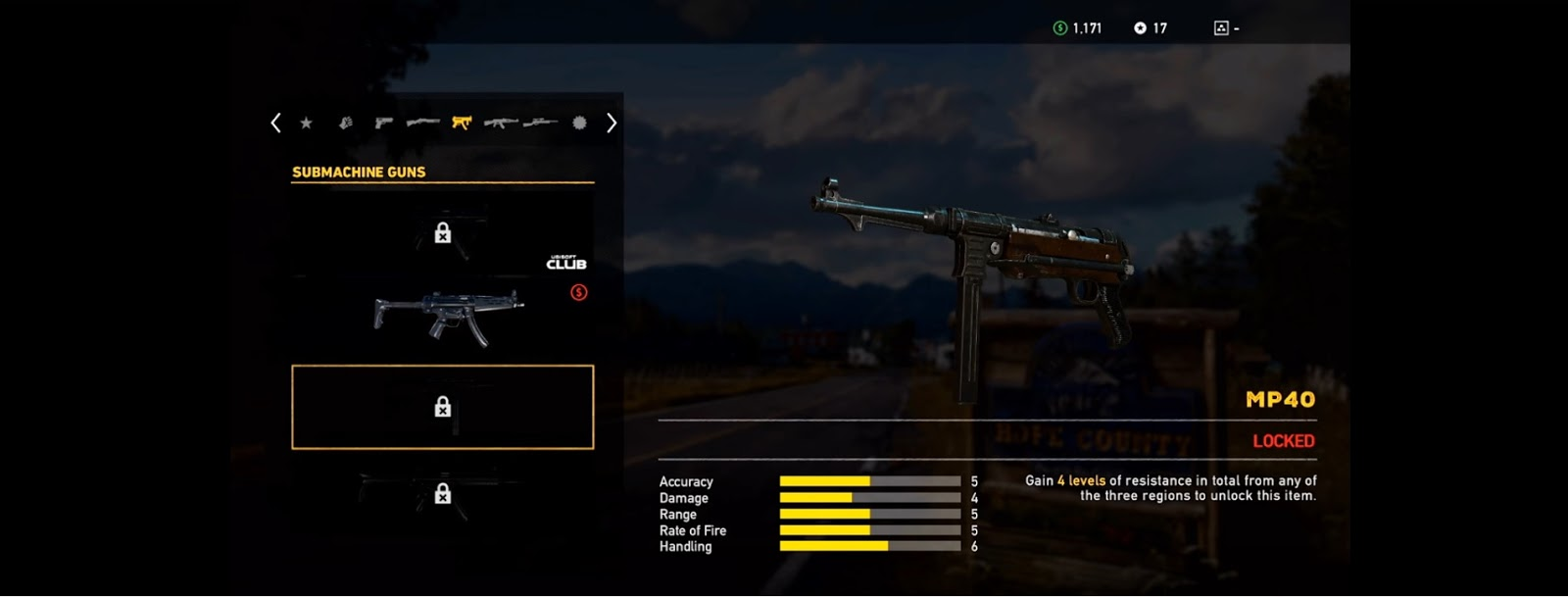 The List Of Weapons That Are In Far Cry 5