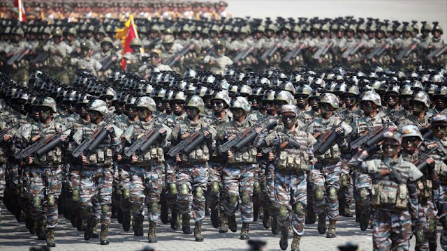 "Corea del Norte: Trump ha ""encendido la mecha de la guerra"""