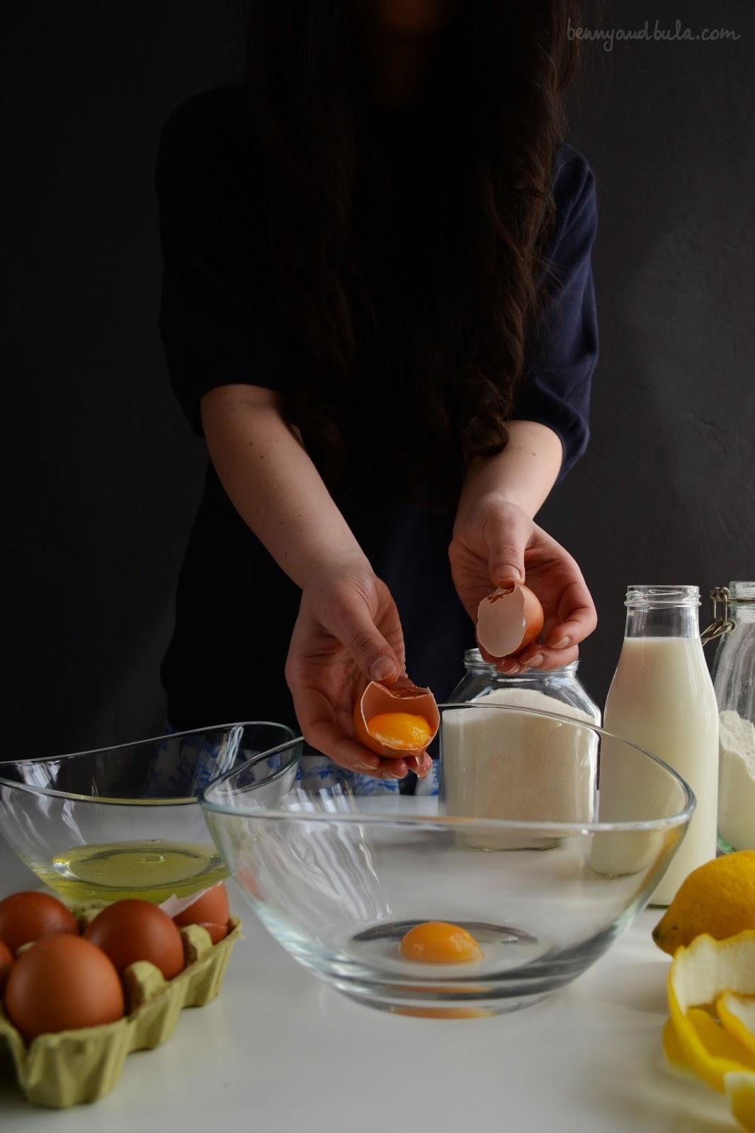 crema pasticcera vulcanica/ pastry cream recipe