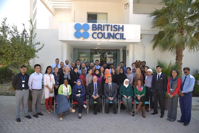 وظائف خالية فى المعهد البريطاني فى قطر 2020