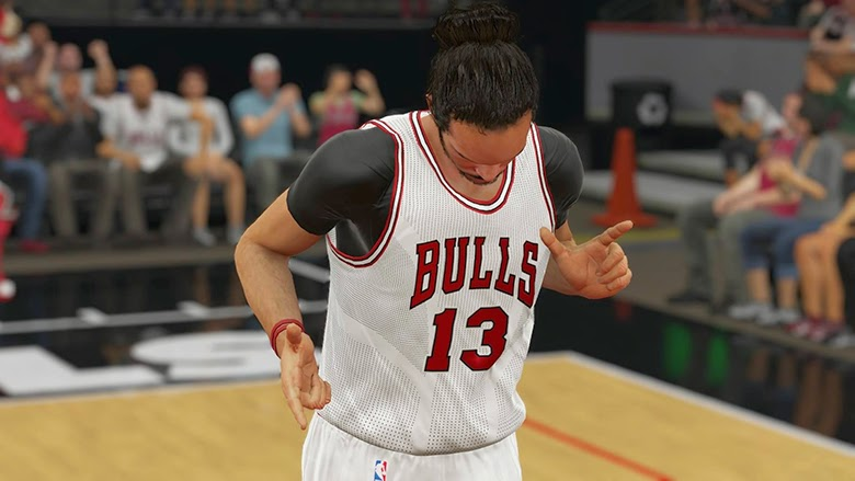 NBA 2K15 Official Roster Update 01/14/15