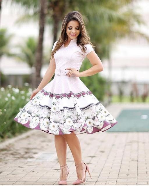 vestidos loja flor de amêndoas -moda evangélica