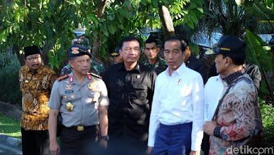 Presiden Jokowi: Teror Bom Surabaya Biadab, Pelaku Gunakan 2 Anak - Info Presiden Jokowi Dan Pemerintah