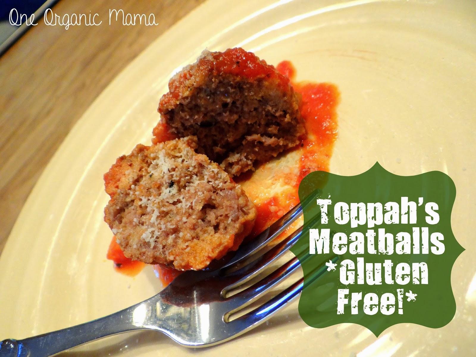 One Organic Mama Toppah S Meatballs