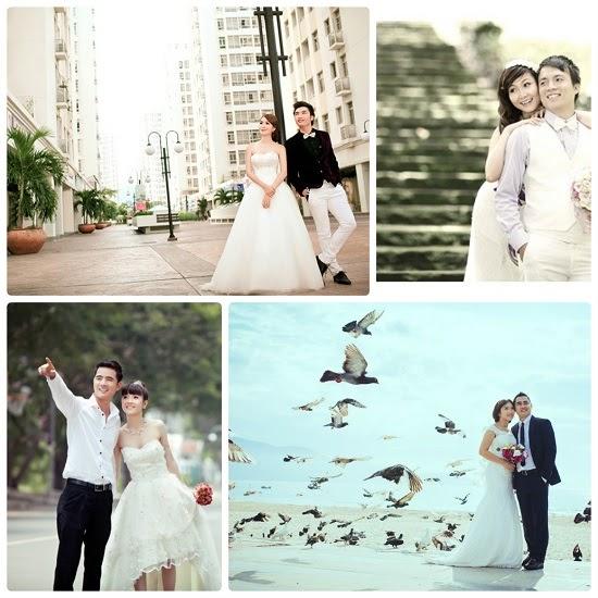 Những tư thế chụp ảnh cưới độc đẹp nhất, tự nhiên nhất quả đất