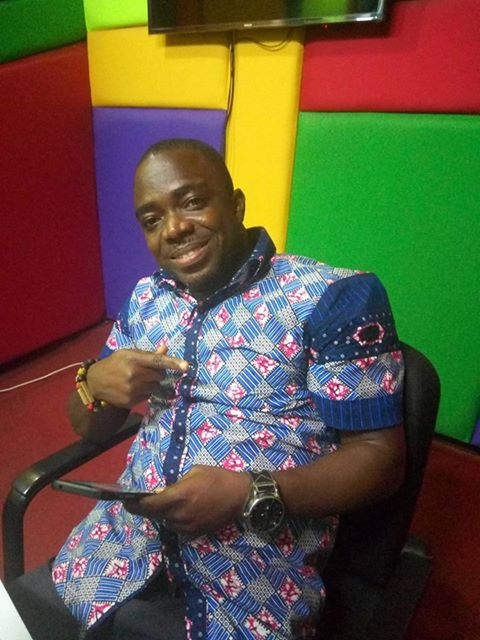 Samuel Atuobi Baah has joined Okay Fm 101.7M and UTV Ghana - Abeiku Santana confirms