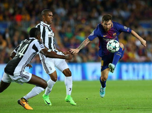 Jelang Liga Champions: 'Juve Lawan Barca akan Jadi Permainan Taktik dan Fisik'