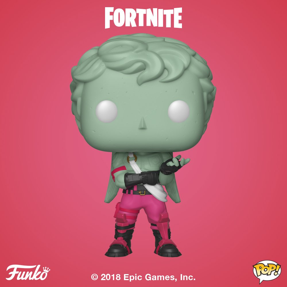Fortnite Pop Vinyls Keychains From Funko For November Release