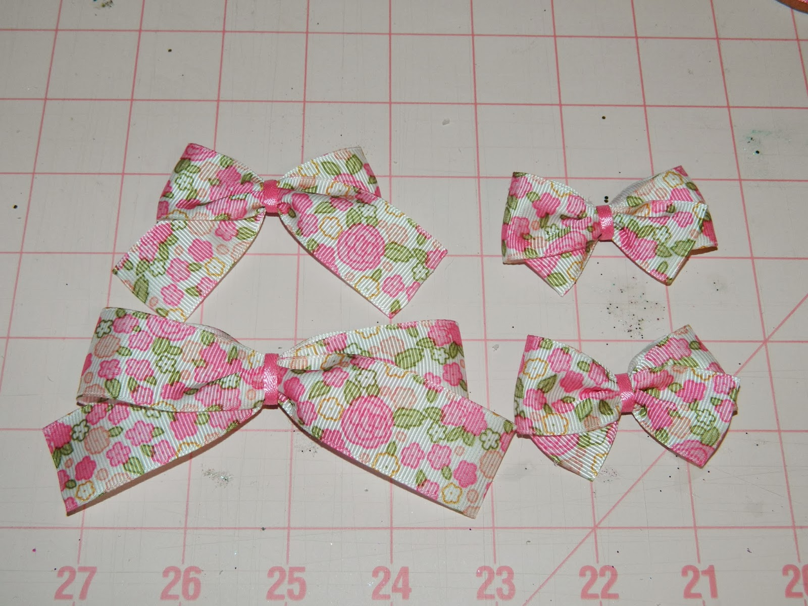 Lolita Garden and Crafts by Gigi: Super Easy Perfect Ribbon