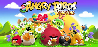 Angry Birds Seasons v2.5.0 With Crack + Key