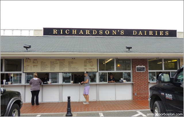 Granjas de Helados en Massachusetts: Richardson's Farm
