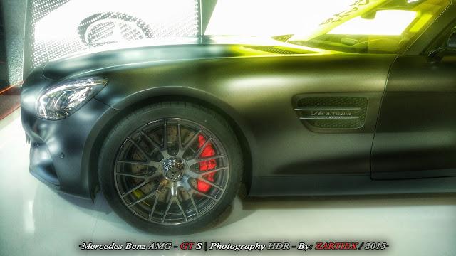 Stock images Mercedes Benz AMG GT S | Mercedes Benz A E S C Class - By ZARTIEX 2