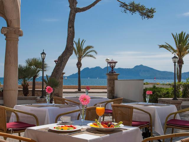 Hoposa Uyal Hotel, Mallorca, Spain