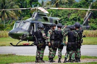 Pada Akhirnya Pemerintahan Filipina Memberikan Izin Prajurit TNI Untuk Menggelar Operasi Darat di Pulau Weh - COMMANDO