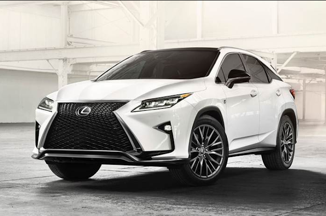 2017 Lexus RX Review and Redesign