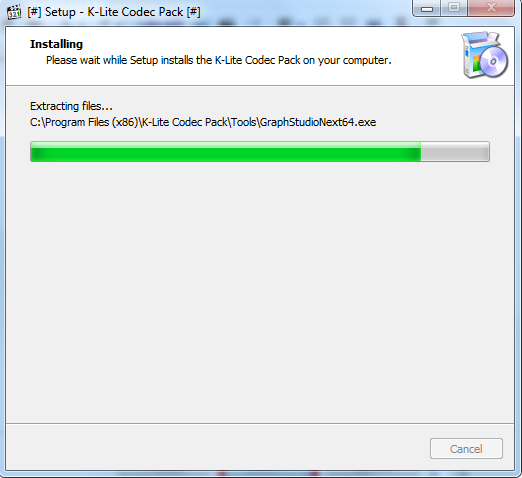 Hướng dẫn cài đặt phần mềm nghe nhạc mọi định dạng K-Lite Codec Pack Full 11.7.5