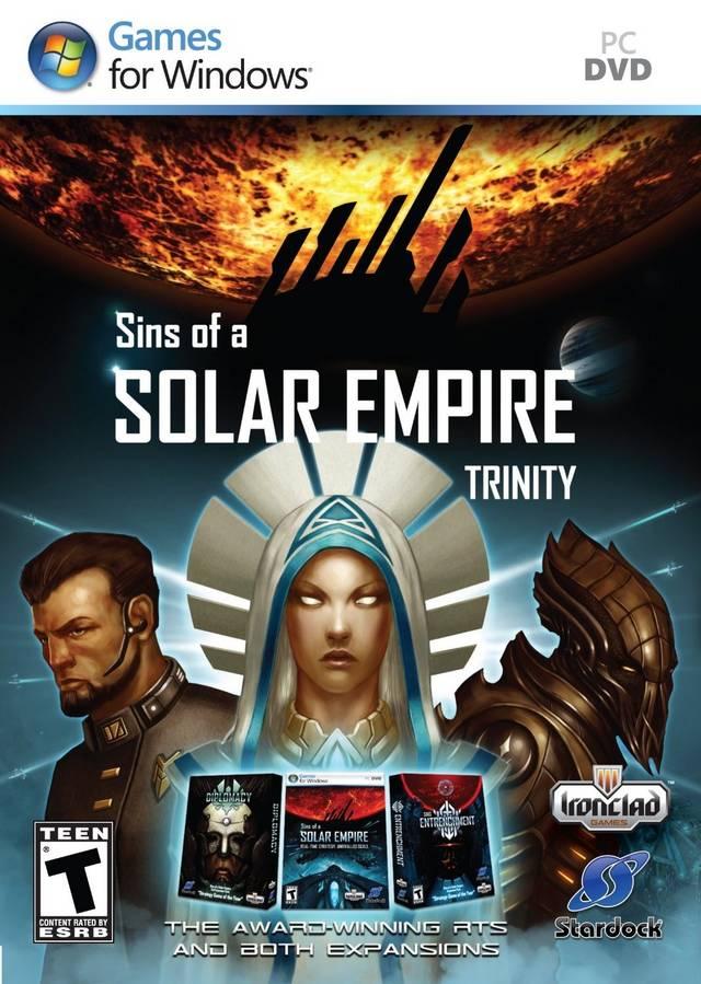 [PC] Sins of a Solar Empire: Trinity (2010) ~ Hiero's ISO ...