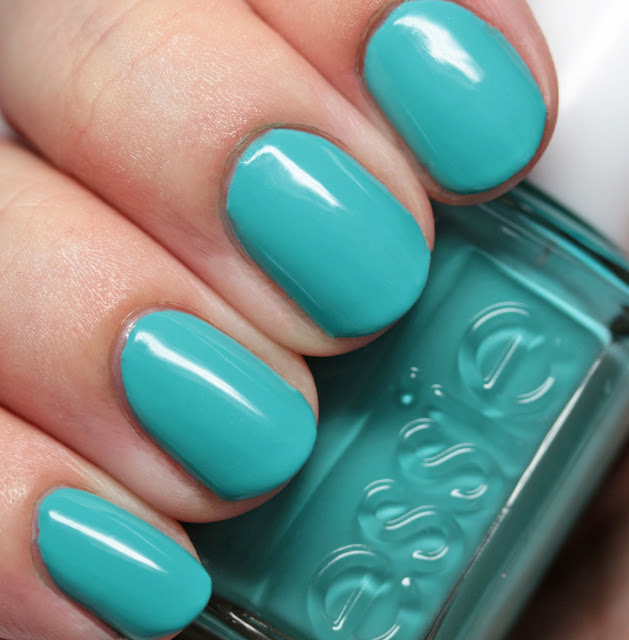 Essie 830 In the Cab-ana