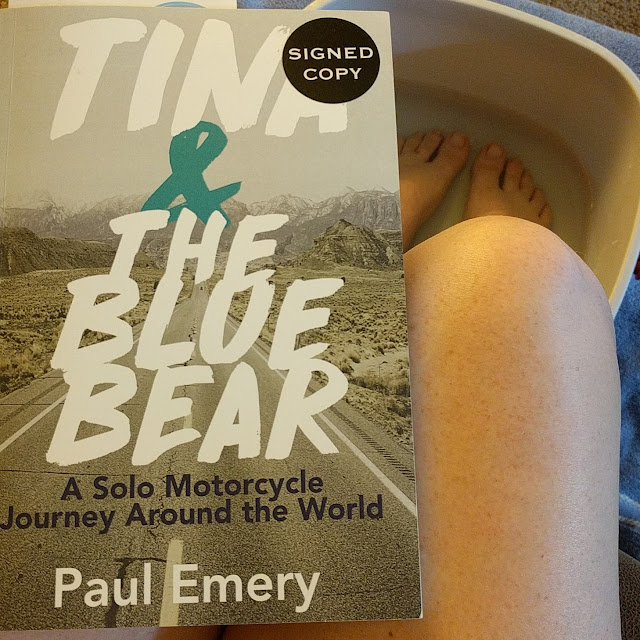 Reading: Tina & The Blue Bear