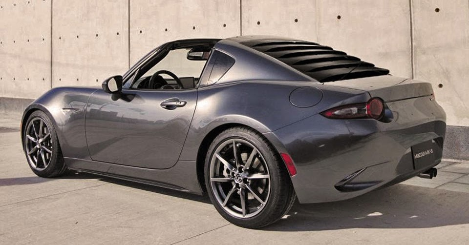 Does The Mazda Mx 5 Rf Need Louvers