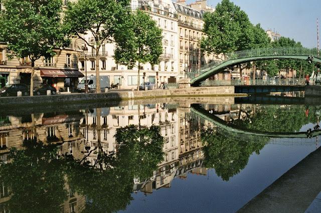 Paris Canal St-Martin