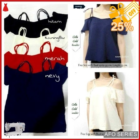 AFO706 Model Fashion Cell Top Modis Murah BMGShop
