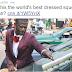 Just Like Olajumoke! CNN Features Dapper Car Windscreen Washer, Abdullahi Olatoyan