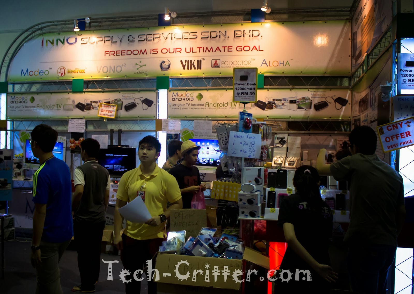 Coverage of the Malaysia IT Fair @ Mid Valley (17 - 19 Jan 2014) 297