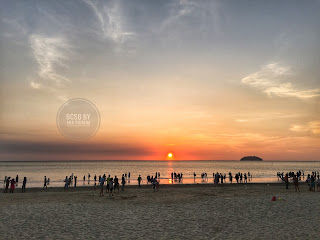 Bercuti di Sabah : Tanjung Aru dan Restoran Haji Manja
