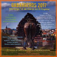 Gabarreros 2017 - El Espinar (Segovia) del 4 al 12 de marzo de 2017