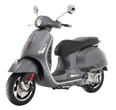 New 2017 Vespa GTS 300 Super Sport grey color Hd Photos