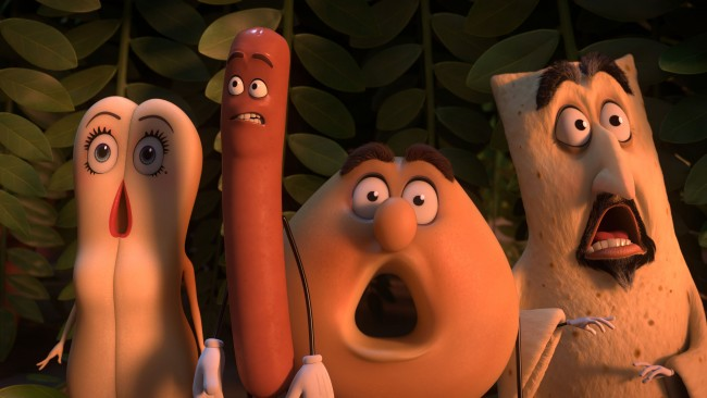 Virsliparti / Sausage Party [2016] - Az év legelborultabb filmje!