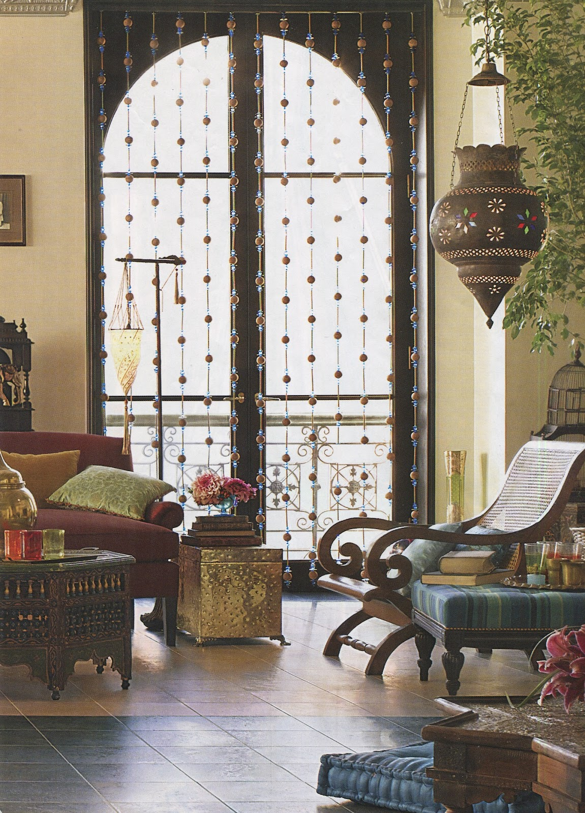 Indian Living Room Ideas Global Inspiration Interiors Madam Meow Holly Gaboriault
