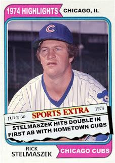 Cards That Never Were Rick Stelmaszek Johngys Beat