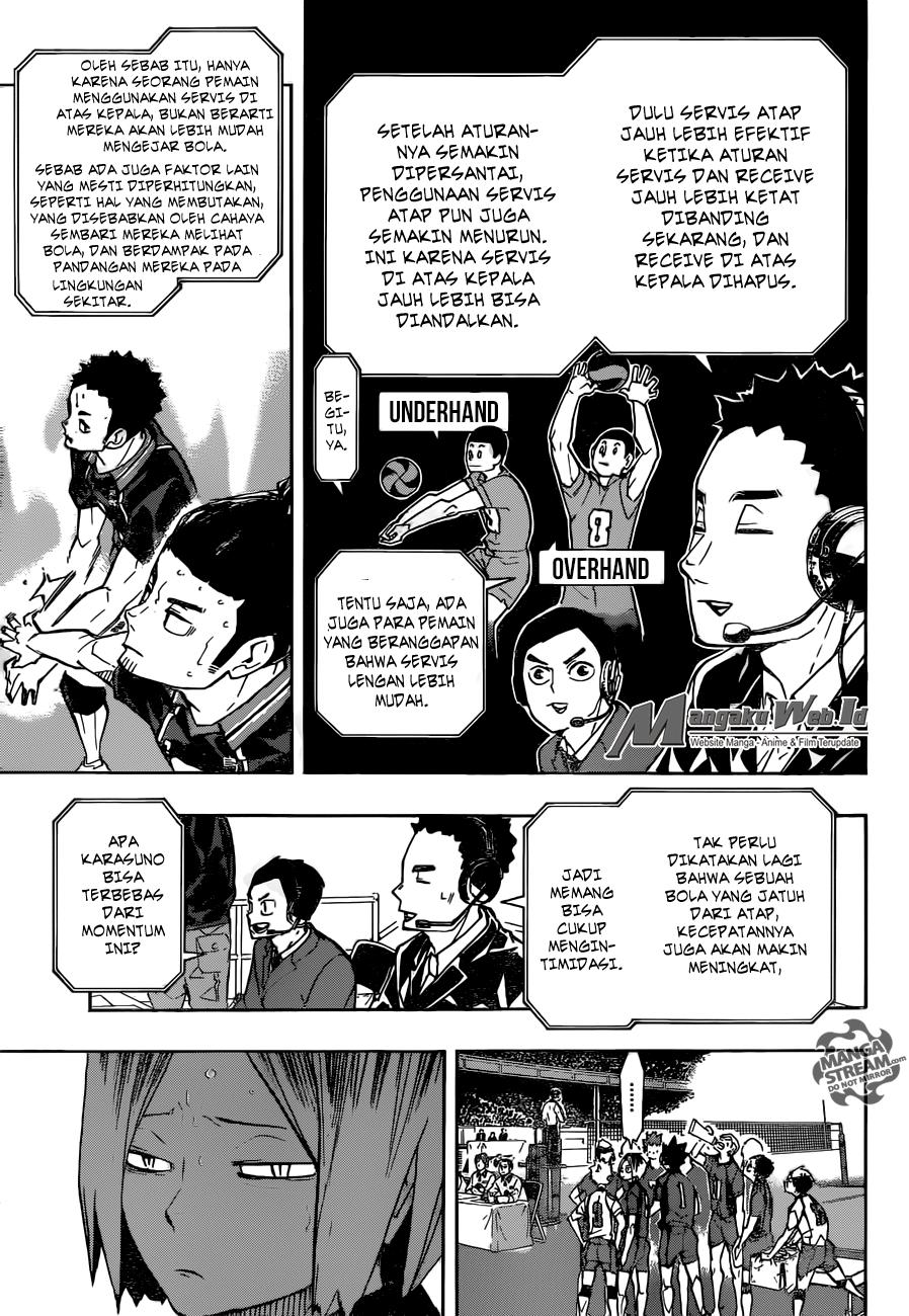 Haikyuu Chapter 240-8
