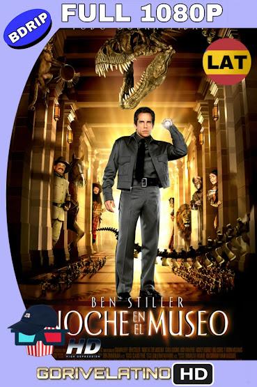 Una Noche en el Museo (2006) BDRip 1080p Latino-Ingles MKV