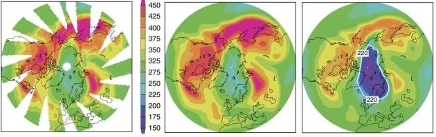 """Polo Norte """"Buraco de Ozono"""""""