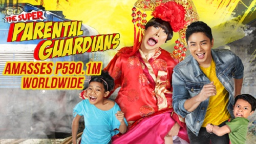 The Super Parental Guardians Poster