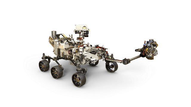 NASA's Mars 2020 Rover Will Hunt For Signs Of Ancient Life In What Used To Be A River Delta