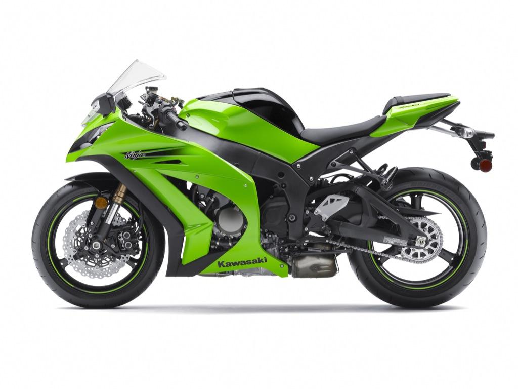 Kawasaki Motor Bikes: 2012 Kawasaki Ninja ZX-10R