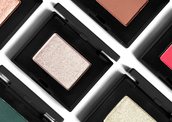 NARS Single Eyeshadows New Formula 2018
