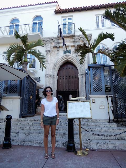 Casa Casuarina, residencia del fallecido diseñador de moda Gianni Versace