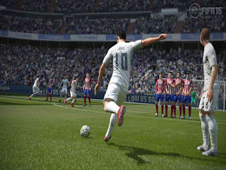 FIFA 16 Game Download Highly Compressed