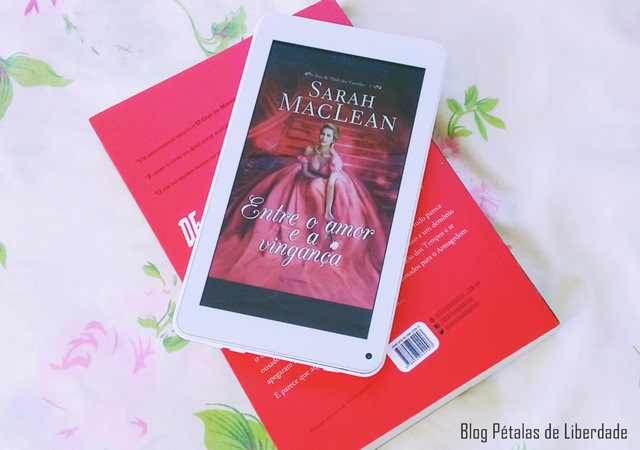 Resenha, livro, Entre-o-amor-e-a-vingança, Sarah-MacLean, série-o-clube-dos-canalhas, editora-gutenberg, romance-de-epoca, critica, opiniao, fotos, capa, trecho, vingança