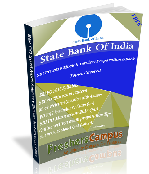 Ibps Po 2015 Model Question Paper With Answers Pdf