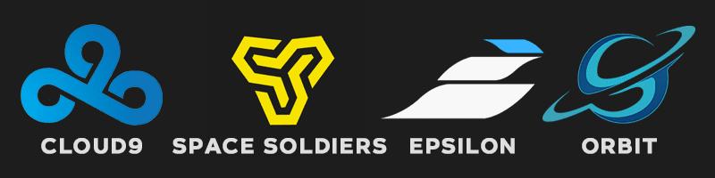 ESports Gaming Logo Design - Symbol / Icon / Concept