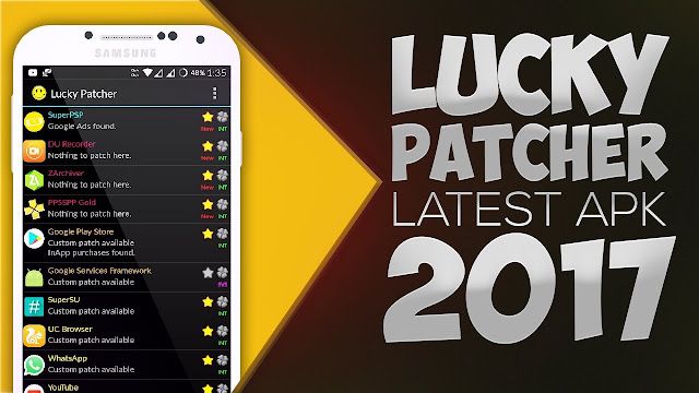 Cara Download Custom Patches Lucky Patcher Terlengkap