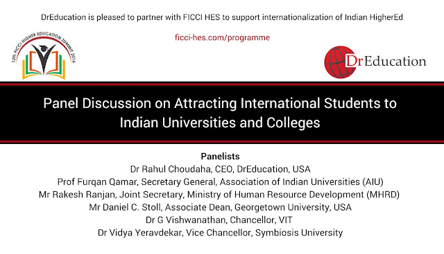 how to attract foreign students to emerging countries Indian policies strategies