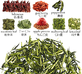 kukicha twig green tea Japanese medical herb weight loss